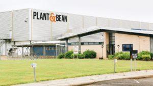 plant&beanの工場